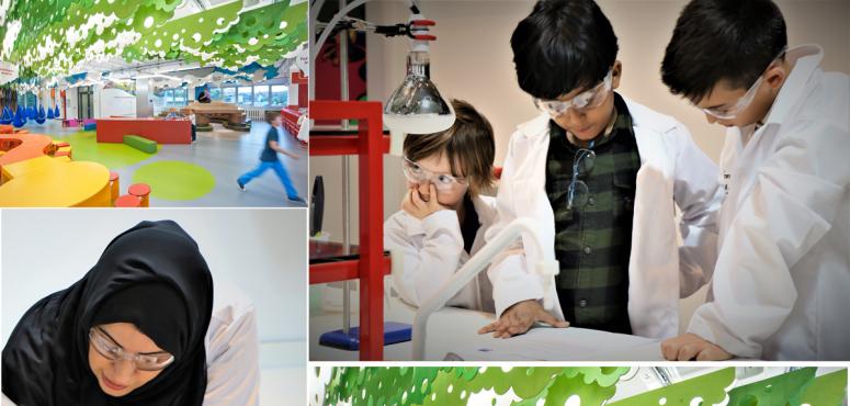 دبي: افتتاح أكبر مركز للتجارب والأبحاث العلمية للأطفال