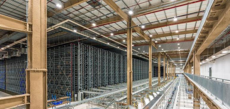 لاند مارك تدشن مركزها الأكبر للتخزين المؤتمت بدبي باستثمار مليار درهم