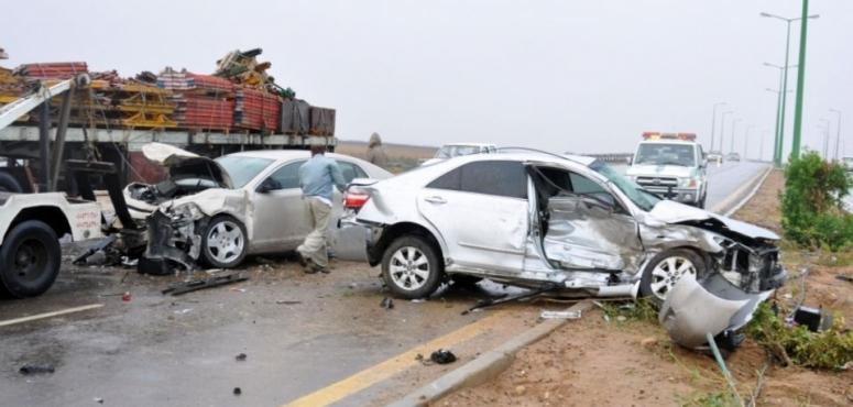 وزارة النقل السعودية تعمل على إزالة جميع النقاط السوداء في الطرق