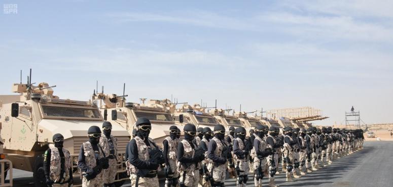وزارة الحرس الوطني السعودية تطرح وظائف شاغرة على بند الأجور