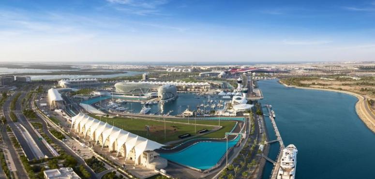 أبوظبي تستضيف عروضا ترفيهية عالمية المستوى بجزيرة ياس
