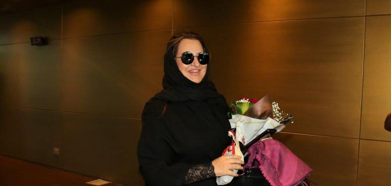 فيديو: عزيزة جلال تحيي أول حفل لها بعد انقطاع 30 سنة في شتاء طنطورة
