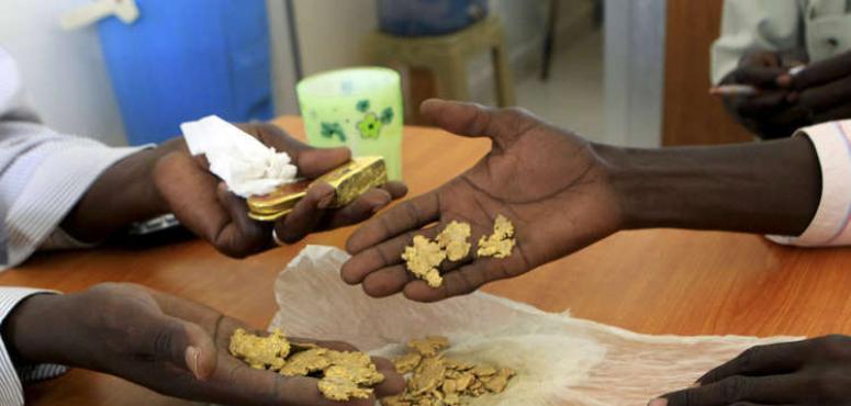 السودان يحرر سوق الذهب سعيا لزيادة الإيرادات