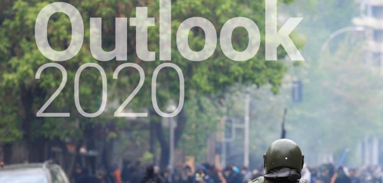 تحذير للشركات العالمية من اضطرابات ستشهدها 75 دولة في 2020