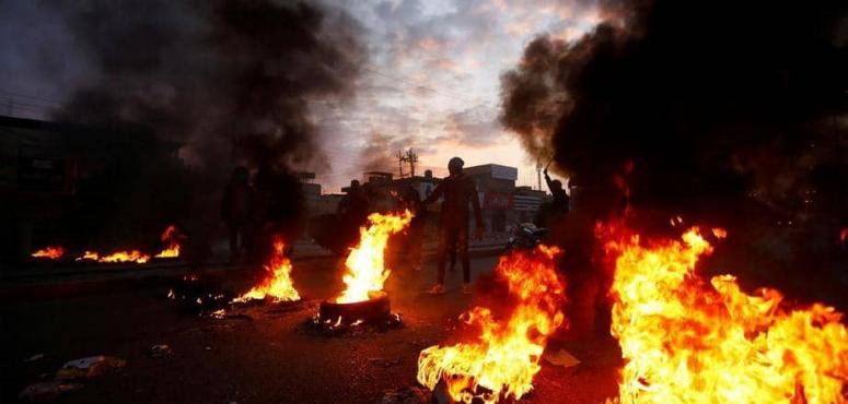 اعتقالات وسط تصاعد الاحتجاجات في العراق