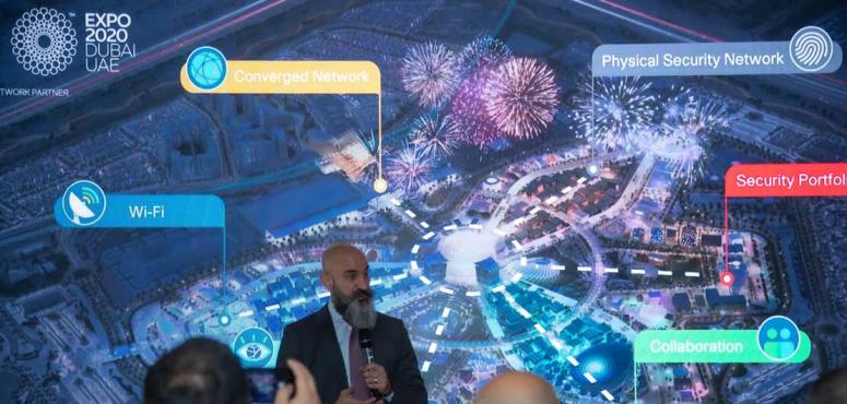 """سيسكو ترحب بالمستقبل عبر """"مكتب المستقبل"""" الخاص بـ إكسبو 2020 دبي"""