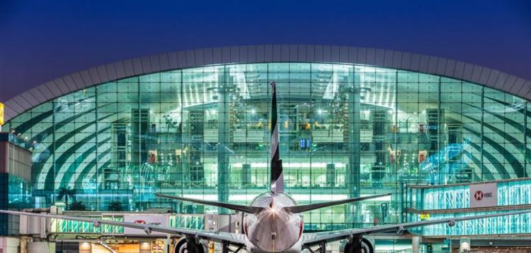 للعام السادس.. مطار دبي الأول عالمياً في عدد المسافرين الدوليين