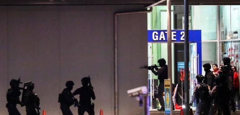 الشرطة تقتل مرتكب مجزرة المركز التجاري في تايلاند