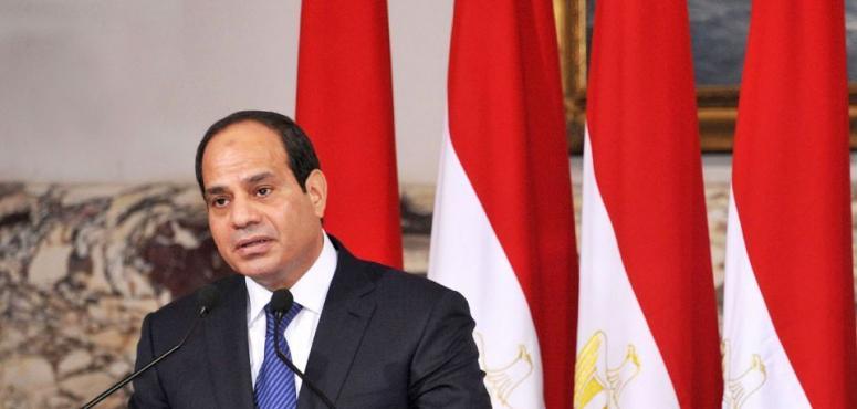 السيسي: مصر ملتزمة بإنجاح مسار المفاوضات بشأن سد النهضة