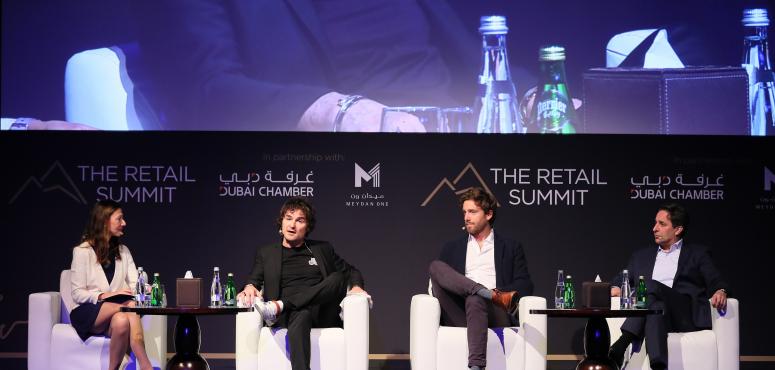 قمة التجزئة في دبي تستقطب قادة القطاع في العالم