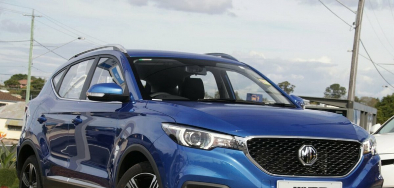 MG ZS EV الكهربائية متوفرة الآن في الإمارات بسعر أقل من 100 ألف درهم