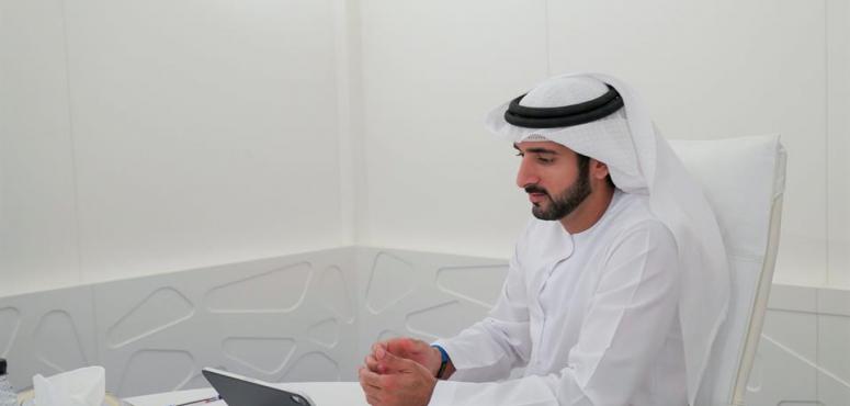 المجلس التنفيذي لإمارة دبي يعقد اجتماعه عن بعد