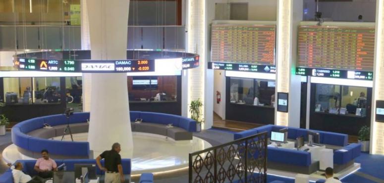 معظم الأسهم الخليجية تغلق مرتفعة ومؤشر أبوظبي يحقق أكبر المكاسب
