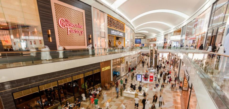 مجموعة الفطيم تُقدم فترة إيجار مجانية لمستأجري مراكز التسوق بدبي