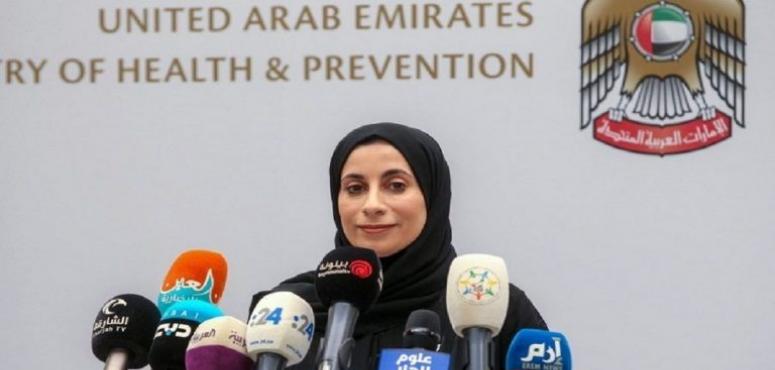 45 إصابة جديدة بفيروس كورونا في الإمارات وتعافي 3 حالات