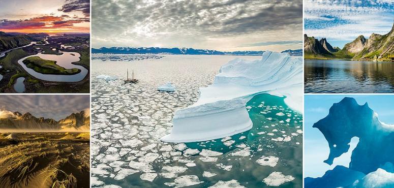 صور لا تصدق من جزر الشمال تم التقاطها على مدى 14 عاما