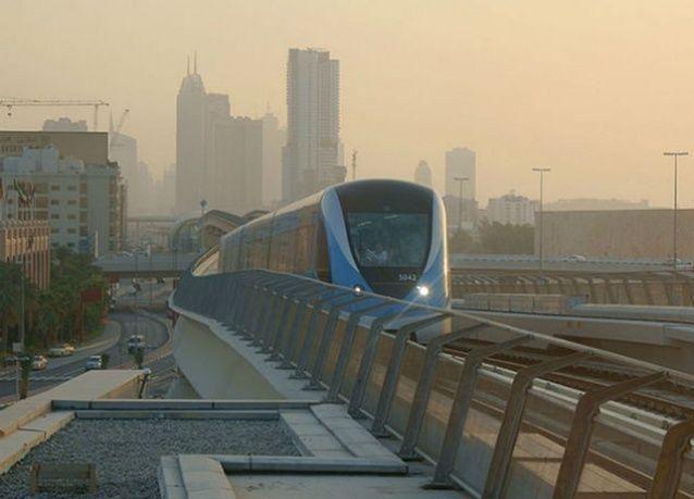 مترو دبي يستقطب حوالي 14 مليون راكب خلال أبريل 2014