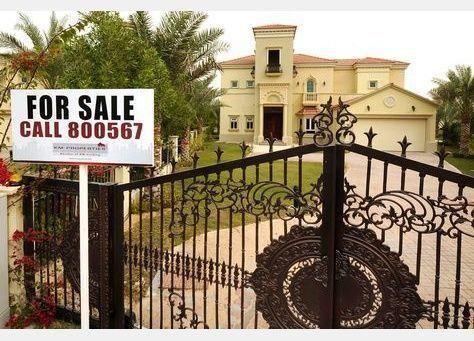 دبي: أول تراجع في أسعار المنازل في دبي في أربع سنوات