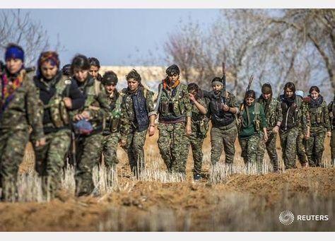 الأكراد يطردون داعش من كوباني بعد معركة استمرت 4 أشهر