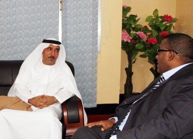 نجاة السفير الإماراتي من تفجير انتحاري في الصومال