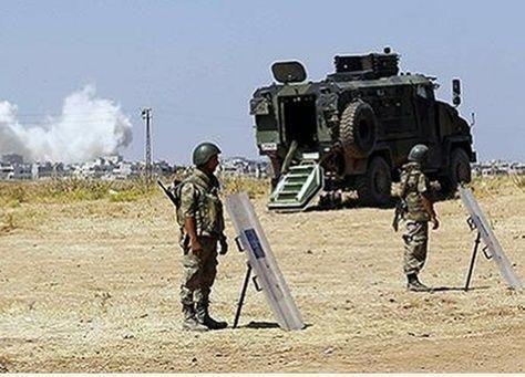 تركيا تحشد 18 أف جندي لاجتياح شمالي سوريا