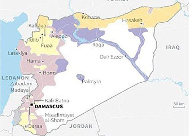 """الأكراد يعقدون مؤتمرا لإقرار """"النظام الاتحادي الديمقراطي لروج آفا- شمال سوريا"""""""