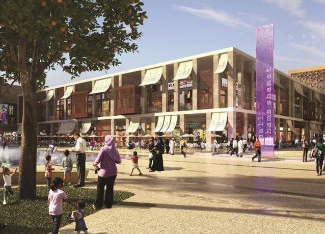 بالصور: الكشف عن 10 مراكز تسوق جديدة قادمة إلى المنطقة