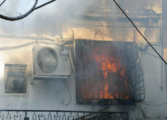 رويترز: انفجار قرب فندق في دمشق ووقوع ضحايا