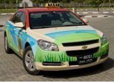 """مواصلات دبي تستخدم """"الهواتف الذكية"""" كعدادات لسيارات """"الأجرة الفخمة"""""""