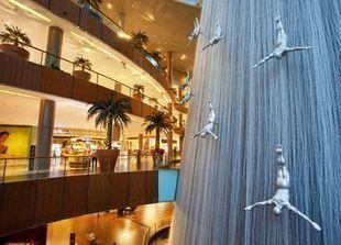 دبي تتجه إلى تصنيف مراكز التسوق