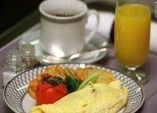 دراسة: البيض المخفوق مع الخضراوات أفضل وجبة للفطور