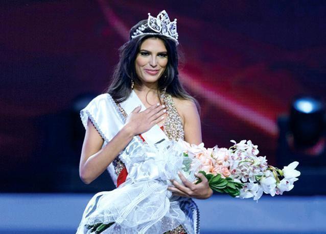صور ملكة جمال الدومينيكان 2012