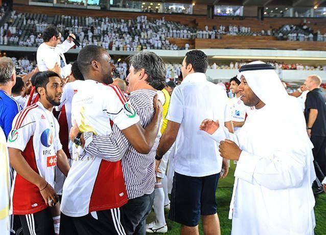 """تغيير مسمى """" دوري اتصالات للمحترفين """" الإماراتي إلى """" دوري الخليج العربي للمحترفين لكرة القدم"""