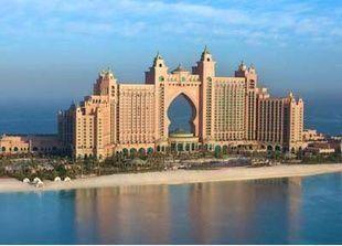 شركة استثمار العالمية تستحوذ بالكامل على منتجع أتلانتيس في جزيرة نخلة دبي