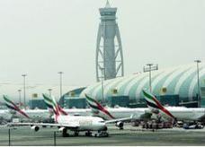 اختيار مطار دبي الافضل في الشرق الاوسط للعام السادس على التوالي..