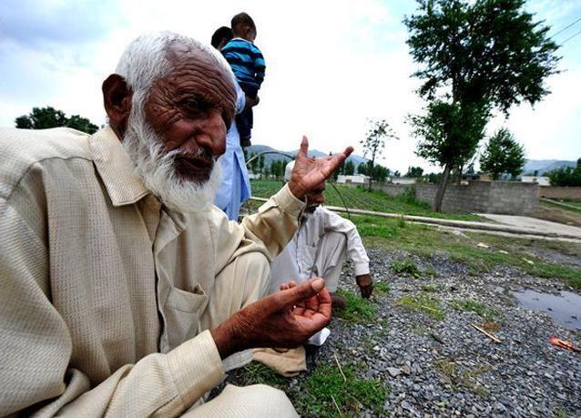 بالصور: آبوت أباد تحيي الذكرى الأولى لمقتل بن لادن