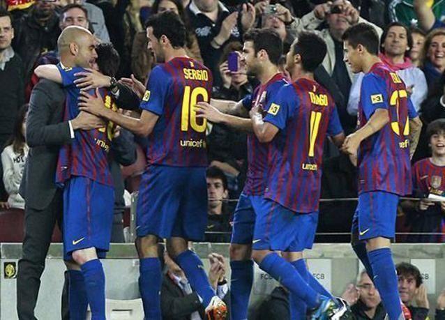 ارباح قياسية لبرشلونة بقيمة 59 مليون دولار