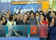 أسهم فيسبوك تطرح للاكتتاب العام في نيويورك