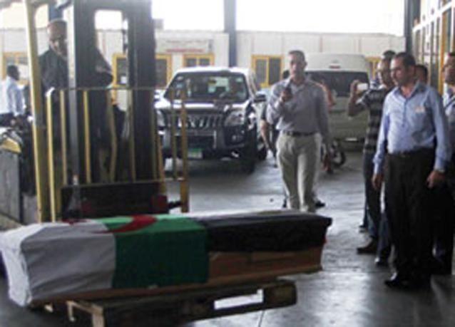 صور جنازة الفنانة الراحلة وردة الجزائرية
