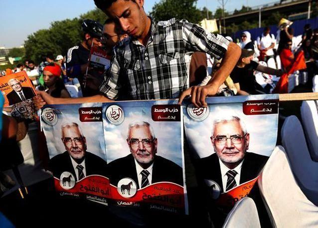 انتخابات الرئاسة تصرف أنظار المتداولين عن البورصة المصرية