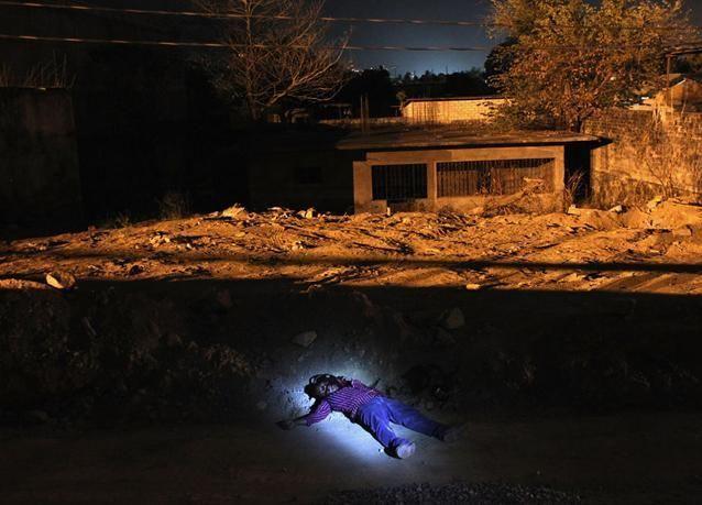 بالصور: الحرب على المخدرات في المكسيك تحصد أرواح 50،000 شخص