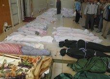 مجلس الامن يجتمع اليوم لبحث مذبحة سوريا وروسيا تدينها