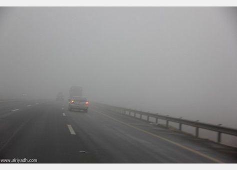 انخفاض الرؤية وموجات غبار في الكويت ابتداءا من يوم الخميس