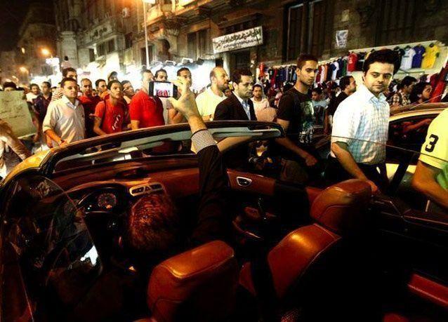 بالصور: المصريون يتظاهرون ضد نتائج الجولة الأولى من الانتخابات الرئاسية