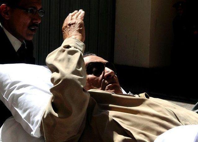 وزير الداخلية المصري : لا عفو عن مبارك وأركان نظامه