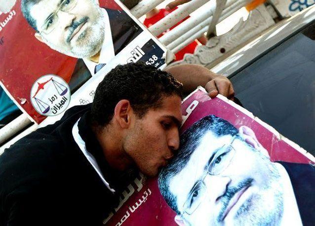 مرسي يتلقى دعوة لزيارة الولايات المتحدة الاميركية