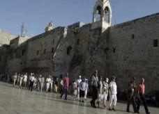 إدراج كنيسة المهد في بيت لحم على قائمة التراث العالمي