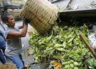 فاو: إهدار الغذاء يكلف 750 مليار دولار سنوياً