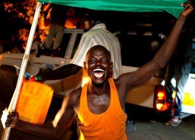 بالصور: جنوب السودان يحتفل بالذكرى الأولى لاستقلاله