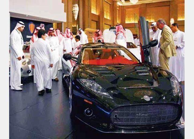 توقعات بوصول مبيعات السيارات في السعودية لـ94 مليار ريال في 2013